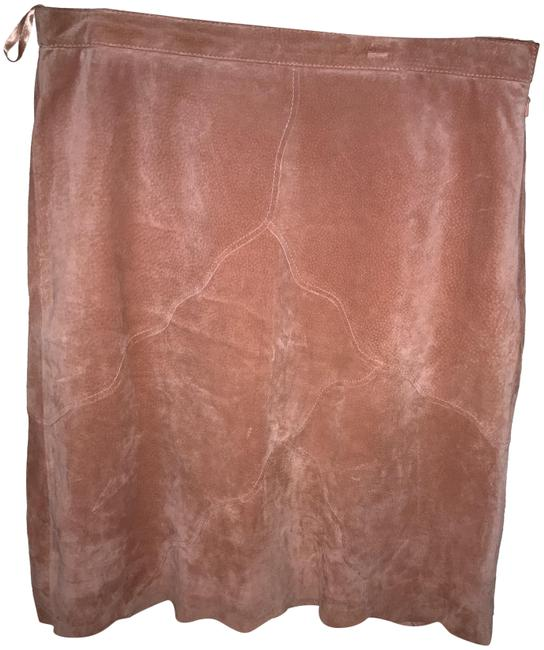 Item - Peach Luxury Collection Skirt Size 12 (L, 32, 33)