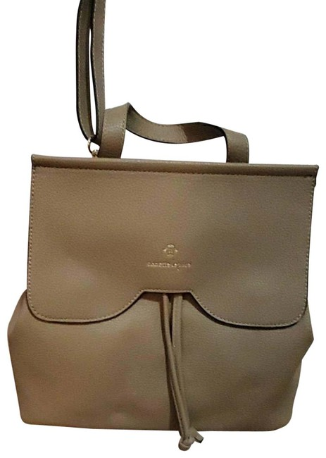 Item - Crossbody Arabelle Crossbody/Backpack New with Tags Tan Leather Backpack