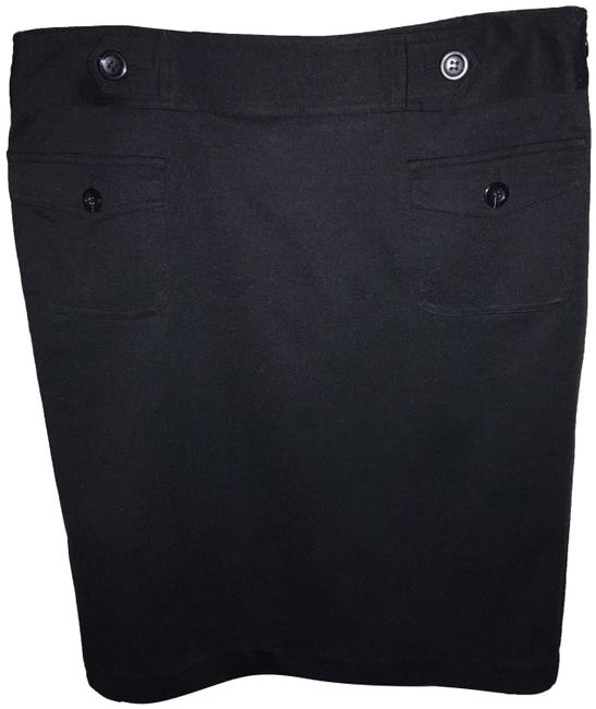 Item - Black Skirt Size 12 (L, 32, 33)
