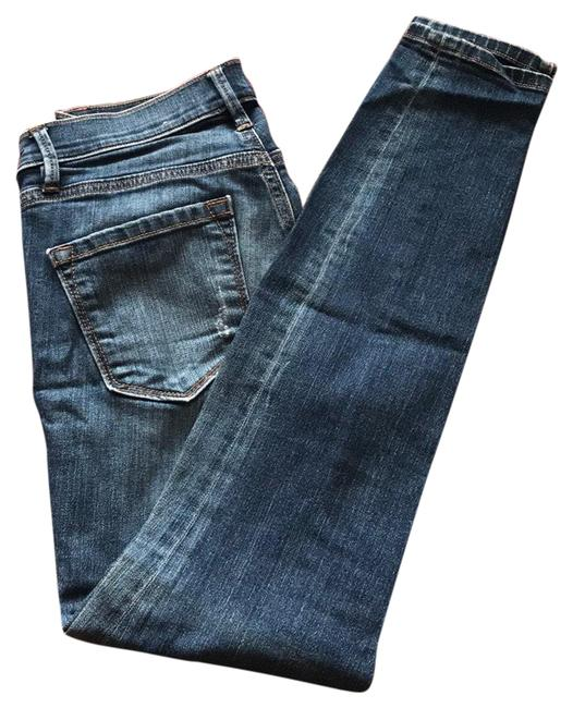 Item - Tayler Loft Supper 25/0 Pre Owned Skinny Jeans Size 0 (XS, 25)