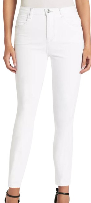Item - White Light Wash The Stilletto Skinny Jeans Size 29 (6, M)