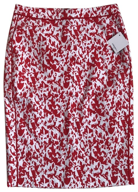 Item - Red No Name Skirt Size 0 (XS, 25)