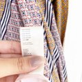 Anthropologie Pink Maeve By Carla Midi Wrap Mid-length Short Casual Dress Size 16 (XL, Plus 0x) Anthropologie Pink Maeve By Carla Midi Wrap Mid-length Short Casual Dress Size 16 (XL, Plus 0x) Image 3