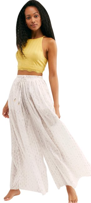 Item - White Dream Time Sleep In Coconut Combo Pants Size 2 (XS, 26)