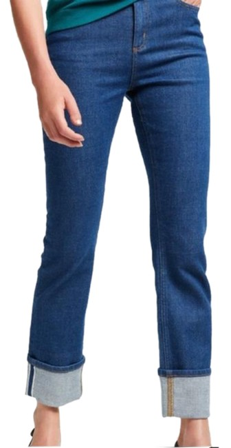 Item - Blue The Harrogate Straight Leg Jeans Size 30 (6, M)
