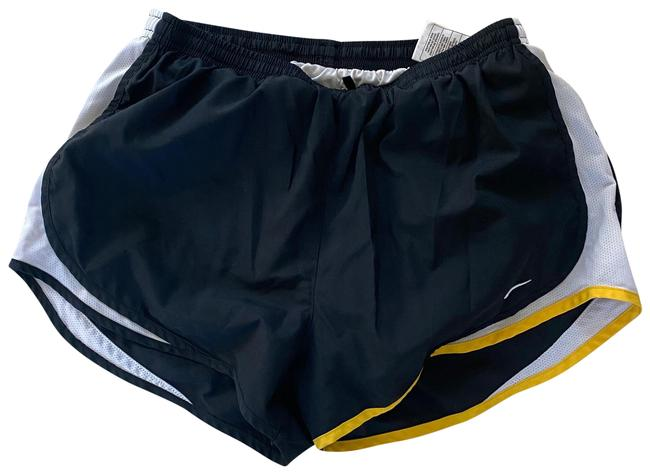 Item - Yellow Black White L New 10/2 Lance Armstrong Livestrong Activewear Bottoms Size 14 (L)
