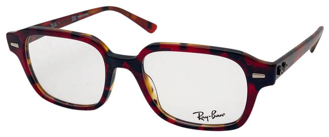 Item - Red/Havana Rx5382 5911 Unisex Sunglasses