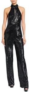 Item - Black Shelby Sequin Romper/Jumpsuit