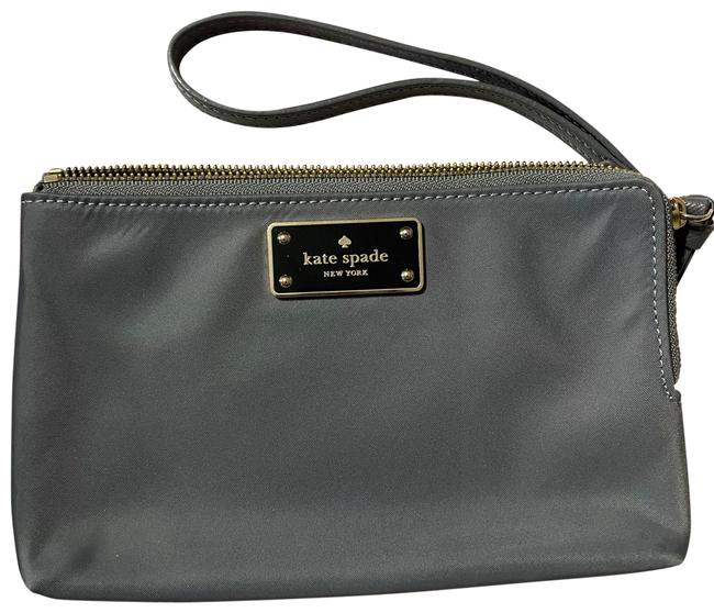 Item - Gray with Black Label Wallet
