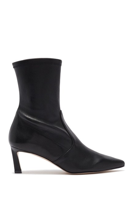 Item - Black Rapture Sock Pointy Leather (Se24) Boots/Booties Size US 8 Regular (M, B)