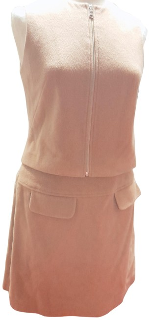 Item - Taupe Skirt Suit Size 8 (M)