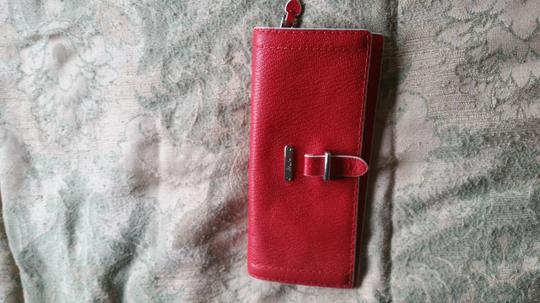 Ralph Lauren New Ralph Lauren wallet Red leather