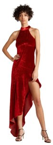 Item - Red Alice Asymmetrical  Formal Dress