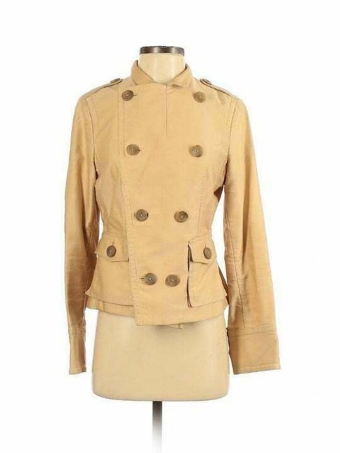 Item - Yellow Coat Size 6 (S)