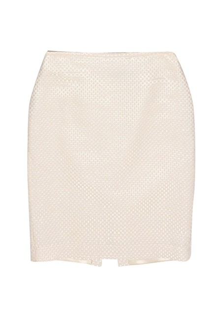 Item - White Skirt Size 4 (S)