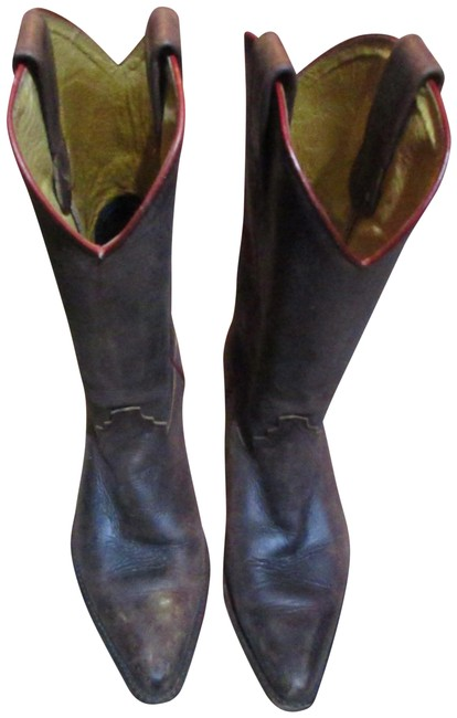 "Item - Brown Model Style Is # 7129 ""Austin"". Boots/Booties Size US 10 Regular (M, B)"