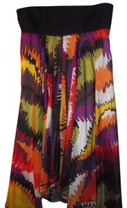 Trina Turk short dress Multicolored on Tradesy