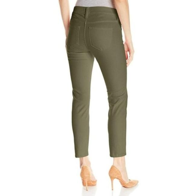Item - Green Alina Convertible Ankle Skinny Jeans Size 24 (0, XS)