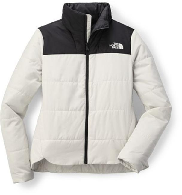 Item - Black & White Anthea Insulated Jacket Vest Size 6 (S)