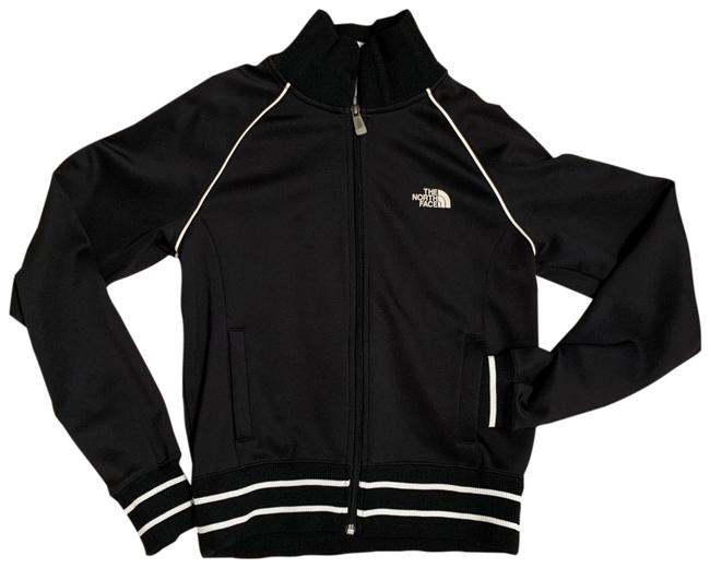 The North Face Black A5 Series Bomber Jacket Activewear Size 4 (S) The North Face Black A5 Series Bomber Jacket Activewear Size 4 (S) Image 1