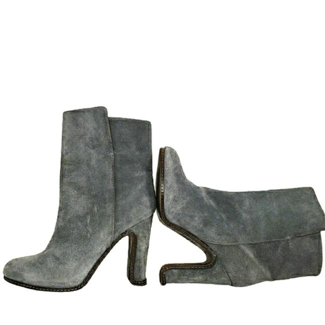 Item - Gray Anthropologie Pekka Midi-boots Boots/Booties Size EU 41 (Approx. US 11) Regular (M, B)