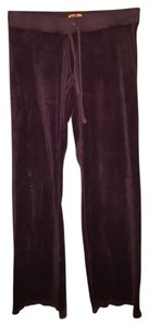 Juicy Couture Athletic Pants Purple