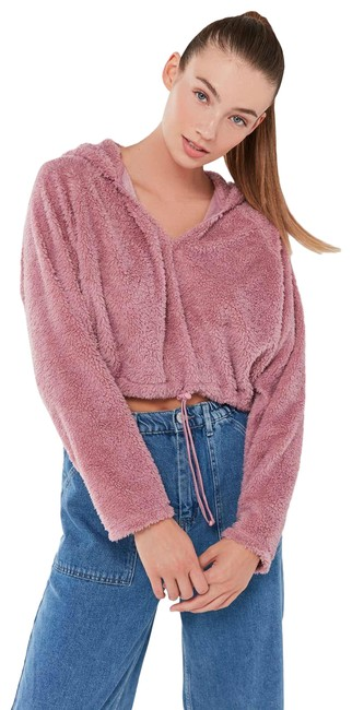 Urban Outfitters Rn 66170 Pink Sweater Urban Outfitters Rn 66170 Pink Sweater Image 1