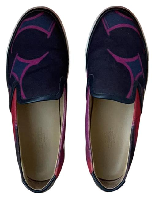 Item - Multicolor Womens Les Coupes Kick Flat Loafer Sneakers Size EU 36 (Approx. US 6) Regular (M, B)