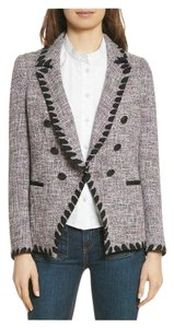 Item - Multicolor Octivia Tweed Women's Blazer