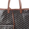 Goyard St. Louis Pm Brown Coated Canvas Tote Goyard St. Louis Pm Brown Coated Canvas Tote Image 6