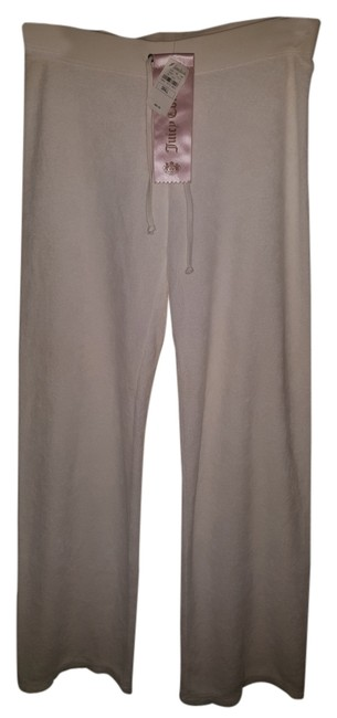 Juicy Couture Athletic Pants White