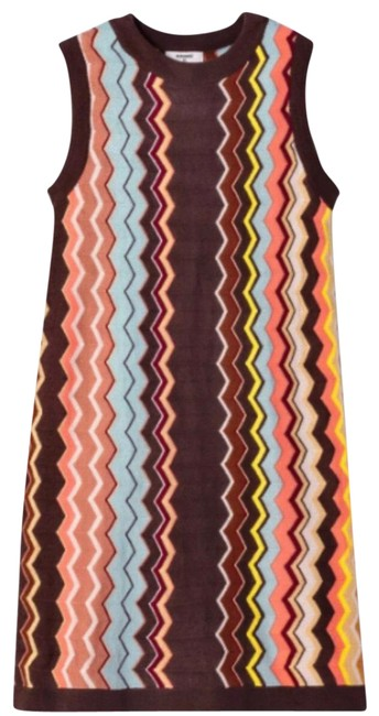 Item - Multicolor Nwot Comes with A Free Bcbg Earrings Retail Short Night Out Dress Size 10 (M)
