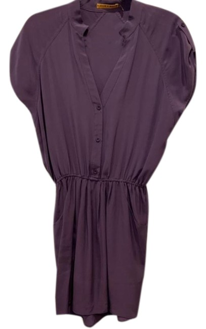 Item - Purple Lavendar .. Short Casual Dress Size 10 (M)