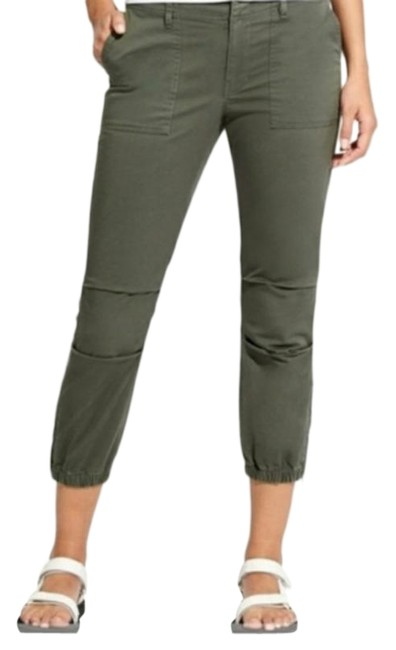 Item - Green Greenwich Derek Lam For Army Jogger Pants Size 8 (M, 29, 30)