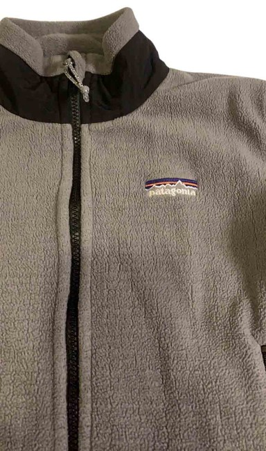 Item - Grey Lavender Polartec R Fleece Jacket Activewear Size 2 (XS)