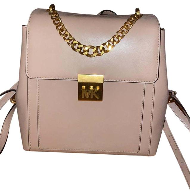 Item - Nude Leather Backpack