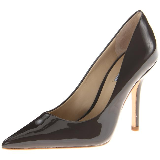 Item - Brown Smoke Gray Sway Pointed Pointy Toe High Pumps Size US 9.5 Regular (M, B)