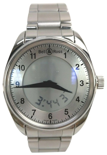 Item - Silver Fusion 862707 Watch