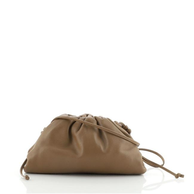 Item - The Pouch 20 Brown Leather Clutch