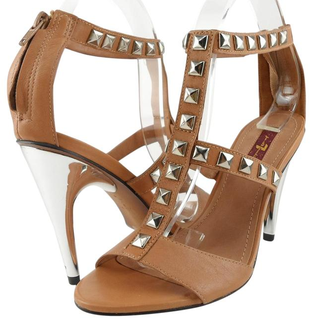 Item - Brown Tan Detour Leather Sandals Size US 8 Regular (M, B)