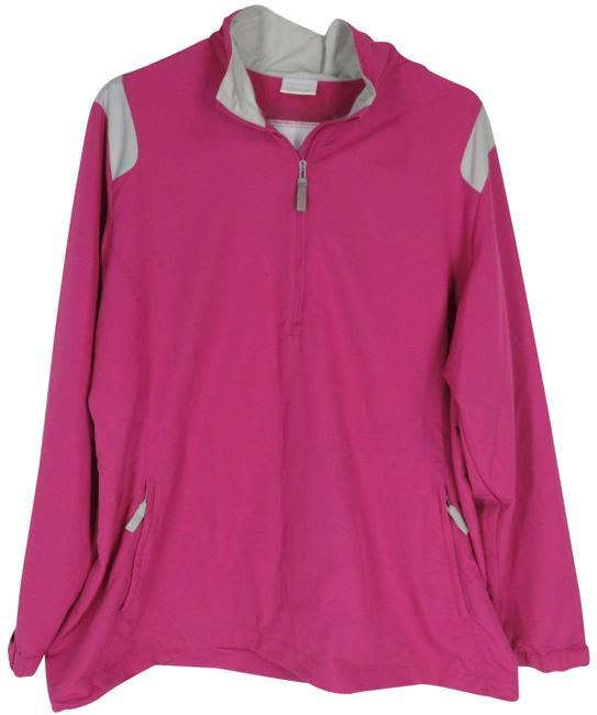 Item - Pink Windproof Activewear Outerwear Size 20 (Plus 1x)