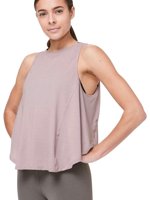 Item - Light Purple To The Beat Soulcycle Activewear Top Size 6 (S)