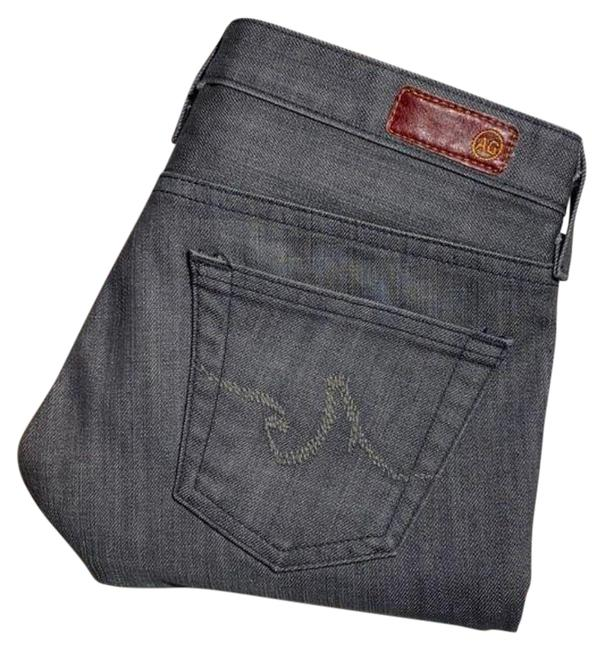 Item - Gray Medium Wash Stilt Slim Straight Leg Jeans Size 27 (4, S)