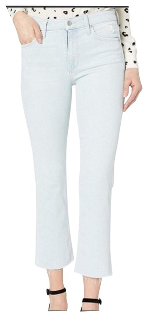 Item - Light Wash Callie High Rise Boot Capri/Cropped Jeans Size 10 (M, 31)