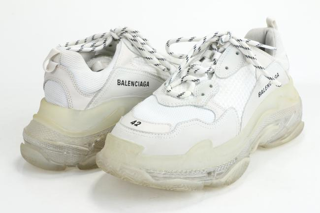 Item - Off White Triple S Clear Sole Sneakers Shoes