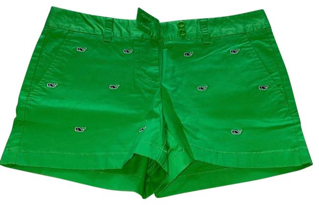 Item - Green Whale Shorts Size 4 (S, 27)