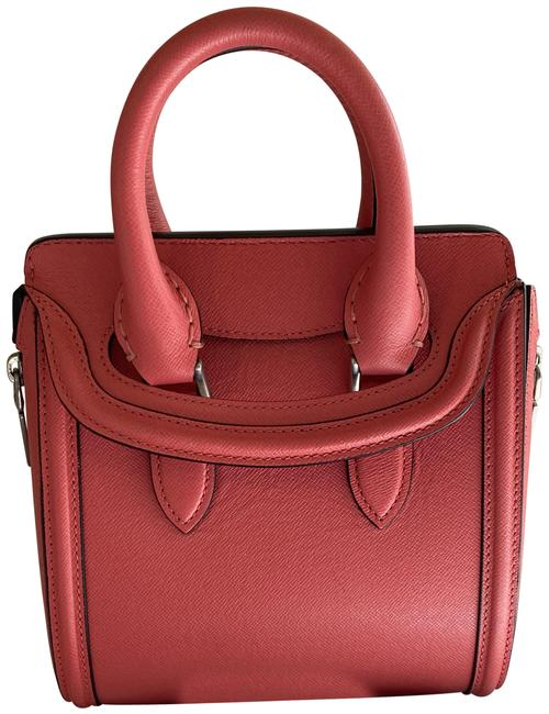 Item - Small Heroine Red Leather Satchel