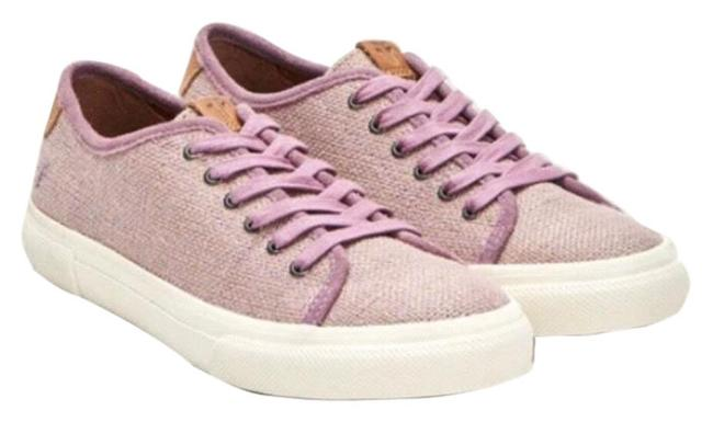 Frye Lilac Gia Canvas Low Sneakers Size US 9 Regular (M, B) Frye Lilac Gia Canvas Low Sneakers Size US 9 Regular (M, B) Image 1