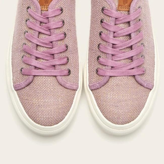 Frye Lilac Gia Canvas Low Sneakers Size US 9 Regular (M, B) Frye Lilac Gia Canvas Low Sneakers Size US 9 Regular (M, B) Image 2