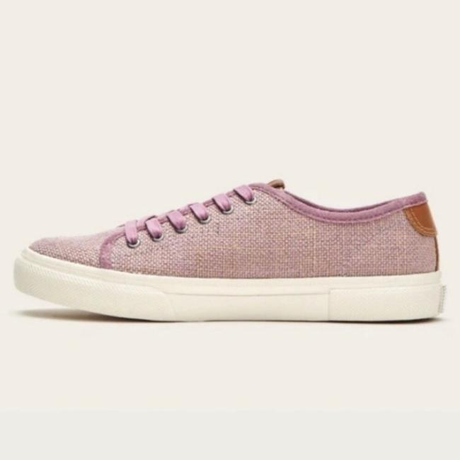 Frye Lilac Gia Canvas Low Sneakers Size US 9 Regular (M, B) Frye Lilac Gia Canvas Low Sneakers Size US 9 Regular (M, B) Image 3